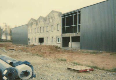 1991 chantier evron