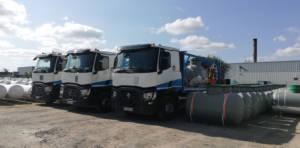 Transport et installation de citernes Energie service