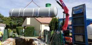équipement pour réservoirs fixes