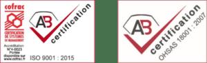 certifications énergie service évron